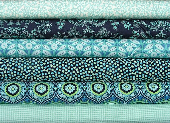 Amy Butler Lark Fat Quarter Bundle of 6