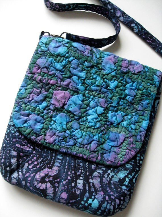 iPad Case, iPad 2 Sleeve, Padded Quilted Tote Kindle Case