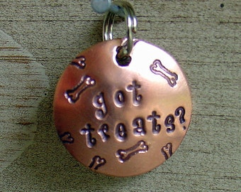 Got Treats -Collar Charm
