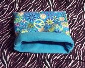Peace and Flowers Snuggle Sack - Regular Size