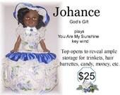 Johance, OOAK Musical Doll