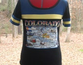 Old Home Place, Colorado Recycled T-Shirt S/M