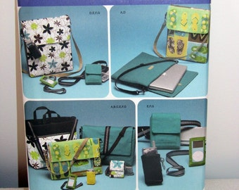 Messenger Bag and Accssories Sewing Patterns