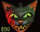 Black Cat Ornamnet