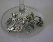 Wine CHarms - VINTNERS Assortment Set of 6