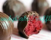 CandyCake Red Velvet Cake Ball Truffles
