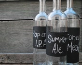 HOMEBREW BOTTLES  keep your handcrafted beer or wine sealed and labeled