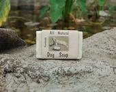 All Natural Dog Soap