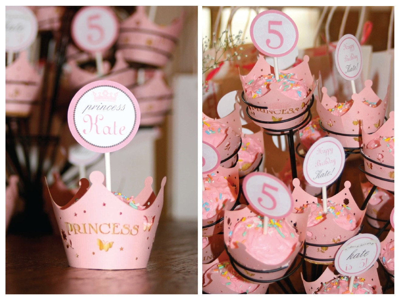 DIY Pink Princess Party – Diy Princess Party Invitations