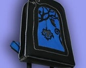 Elven backpack,  RESERVED to LISA No3, The window of Arwen