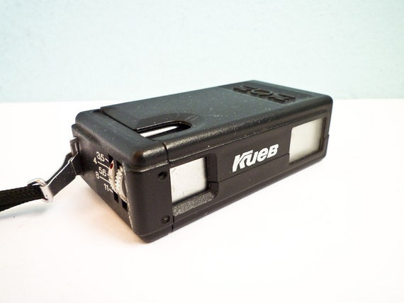 Vintage Lomo Spy Subminiature Camera Kiev 303 Russian
