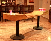 High Design Beer Pong Table