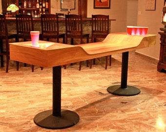 Custom C5 Beer Pong Table