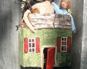 paper people - keeping house