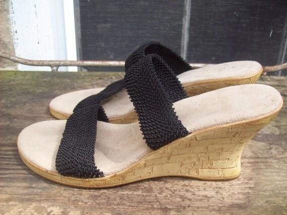 Mootsie Tootsie Summer Wedge Sandals