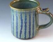 Mug With Glaze Trailing
