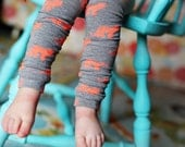 Tiger Baby/Toddler/Kid Leggings
