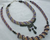 Bead Jewelry Necklace Aroundtown  Manhattan Collection