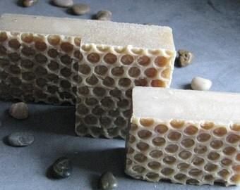 Wild Mountain Honey Olive Oil Soap