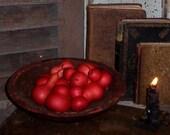 Red Pear Gourds - Botanical - Gourds - Home Decor