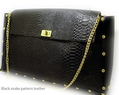 Sofia tote leather bag