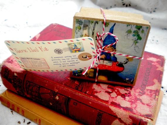 Fairy Mail Kit (Faerie Mail Kit)