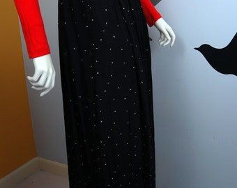 Vintage Giorgio Armani Maxi Skirt