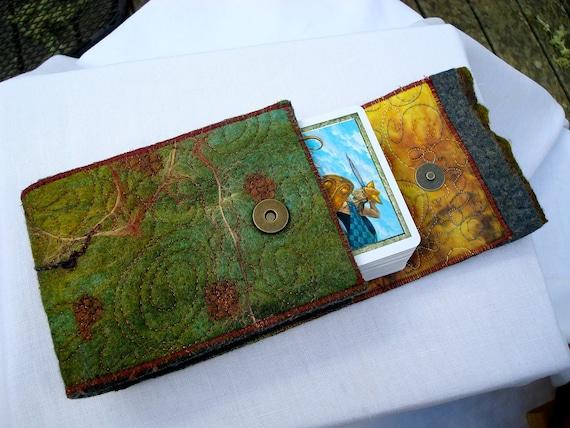 Medium Tarot Deck Bag