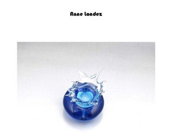 Lampwork Glass Tutorial EBOOK Instant download From Bead to Sculpture by Anne Londez