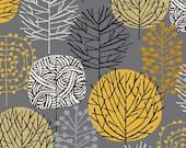 Grey Woodland, limited edition giclee print