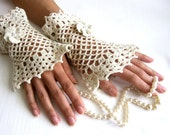Lace Cotton Cuffs
