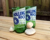 Rolling Rock Tumblers - Set of 2