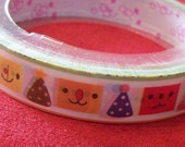 Deco Tape Kawaii Party Smiles 15m