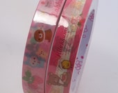 Deco Tape Kawaii Rilakkuma Yum