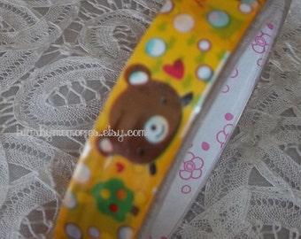 Deco Tape Kawaii Animals Ladybugs Ready Action 15m