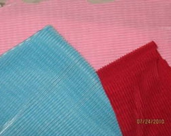 Pre-Pleated Silky 2 colors