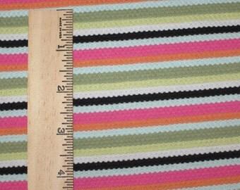 Very Cool Waffle Lycra Knit FAbric