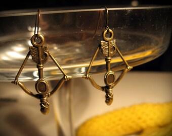 Archer Arrow Earrings