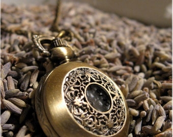 The Isabella Delicate Pocket Watch