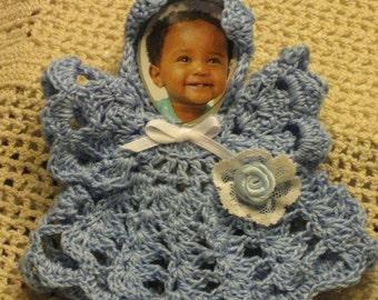 Precious Handmade Baby Photo Magnet, Add Your Baby's Photo!