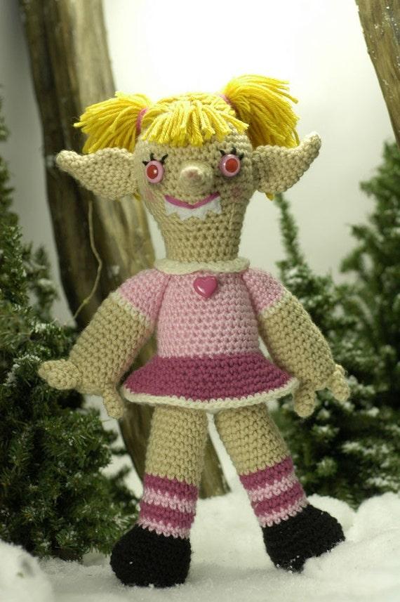 EVIL ELF No. 4: Karen Pink (Ready to ship)