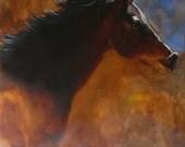 Prints of Sun Horse