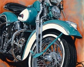 Prints of Turquoise '47