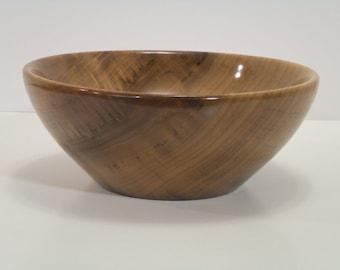 Bowl Oregon myrtlewood