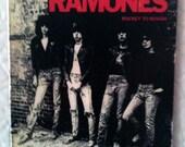 Ramones magnet Rocket to Russia