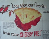 Cherry Pie Vintage Diner Placement