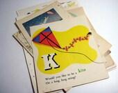 Ephemera Kit - Let's Go Fly a Kite