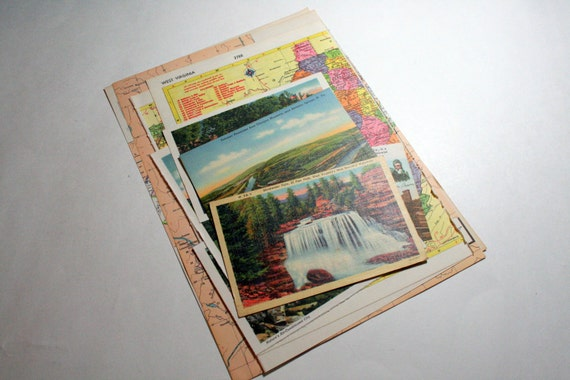 West Virginia - United States Travel Kit