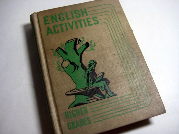 English Activities Textbook- 1936