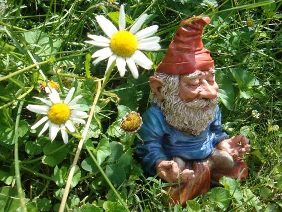Buddha Gnome Meditation
